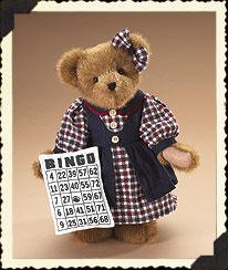 Bingo Berriman Boyds Bear