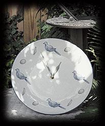 Birds Of A Feather Clock Boyds Bear
