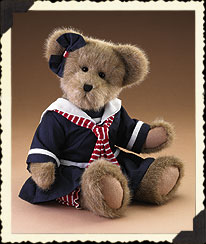 Blair P. Bridgeport Boyds Bear