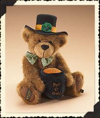 Blarney O'bear Boyds Bear