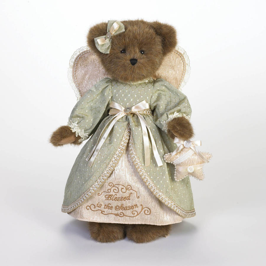 Blessed Angelwish Boyds Bear