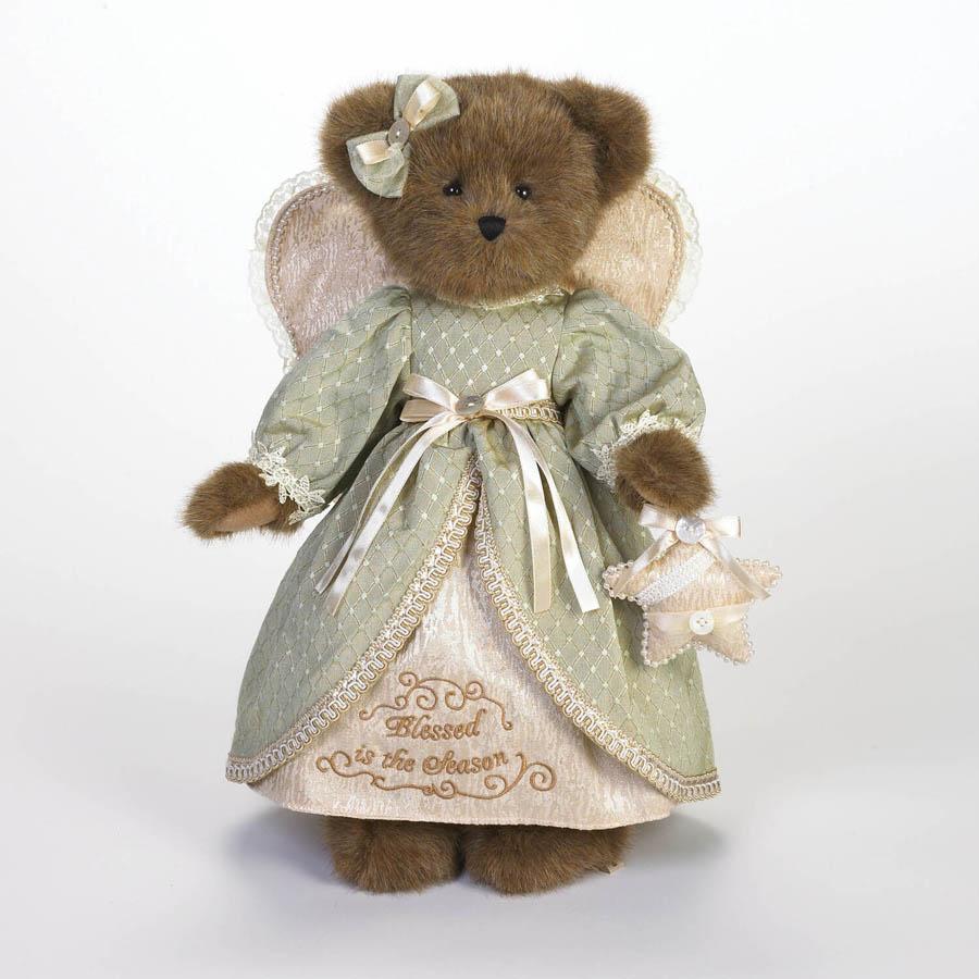 Blessed Angelwish Boyds Bear