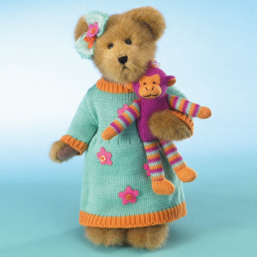 Fashion Families - Knitbearys Boyds Bears