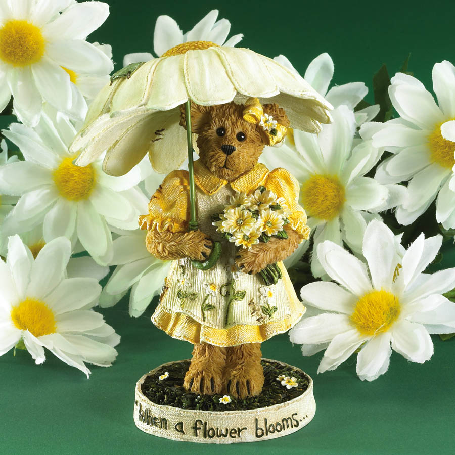 Blossom Daisybloom... Bouquet Of Friendship Boyds Bear