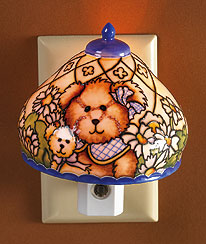 Glowscapes Collection Boyds Bears