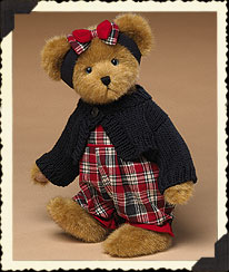 Bobbi Jo Bearican Boyds Bear