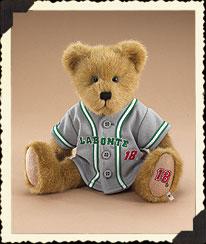 Bobby Labonte #18 Boyds Bear
