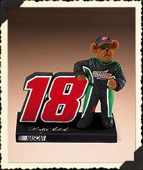 Bobby Labonte Figurine Boyds Bear