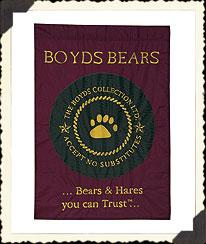 Boyds Bears Logo Banner Boyds Bear