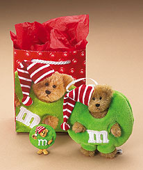 Boyds M&m's® Alvin Gift Set Boyds Bear