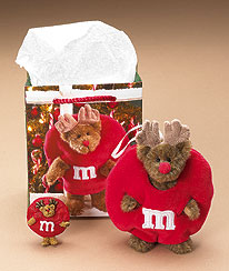 Boyds M&m's® Melvin Gift Set Boyds Bear