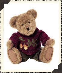 Braden P. Oakley Boyds Bear