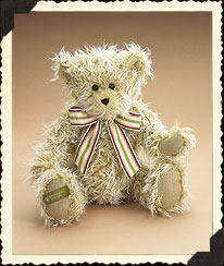 Brian Q. Fuzzworth Boyds Bear