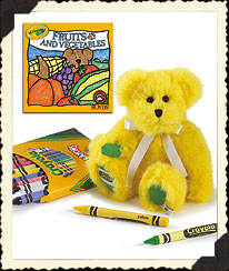 Brighton B. Yellow Boyds Bear