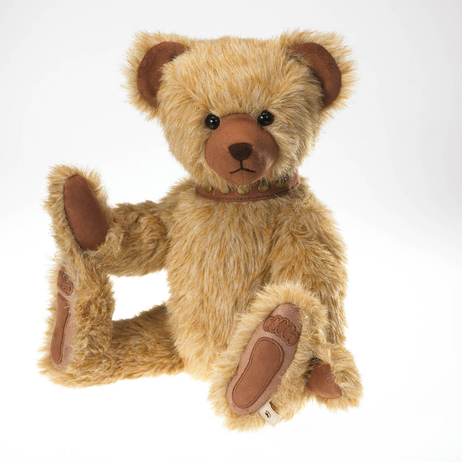 Brooks Mcsuede Boyds Bear
