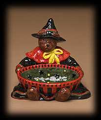 Bruin Up Trouble Candy Bowl Boyds Bear