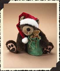 Bubba Kringle Boyds Bear