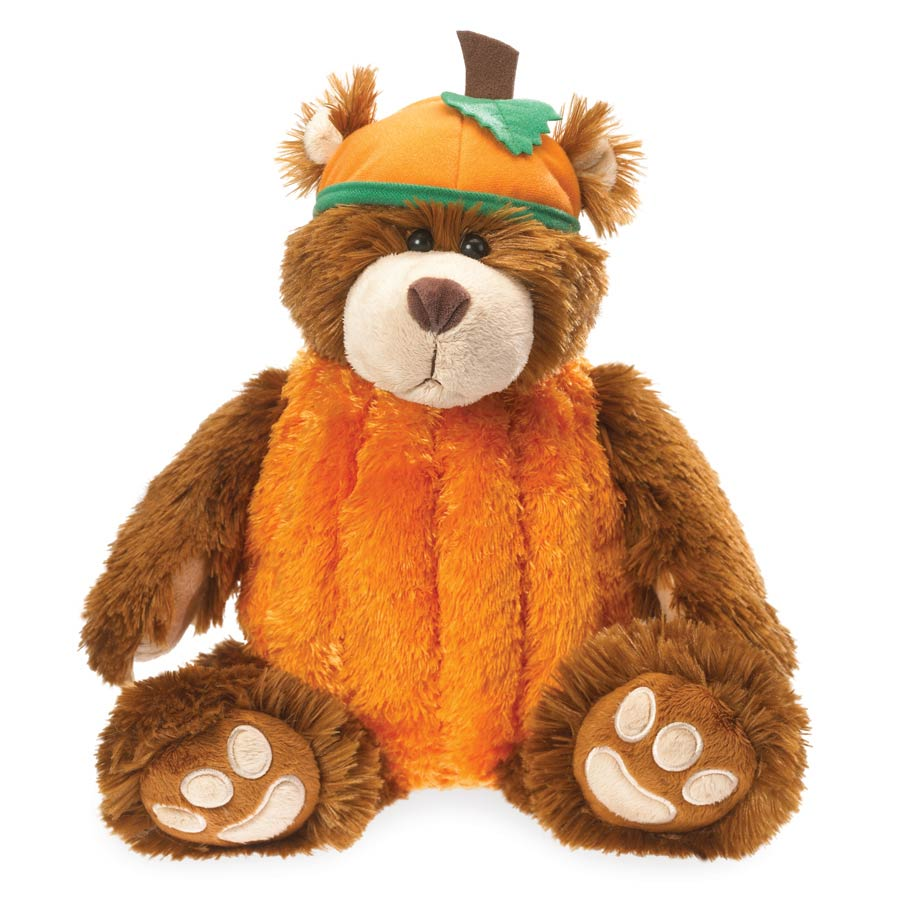 Bubba Punkinbelly Boyds Bear