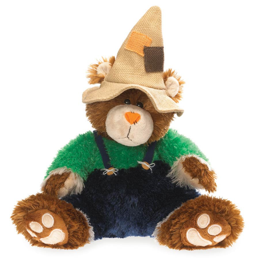 Bubba Scardycrow Boyds Bear