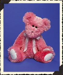 Bubblegum Boyds Bear
