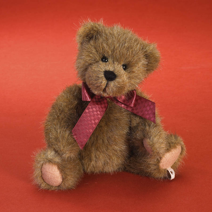 Bucky Bearloom Boyds Bear