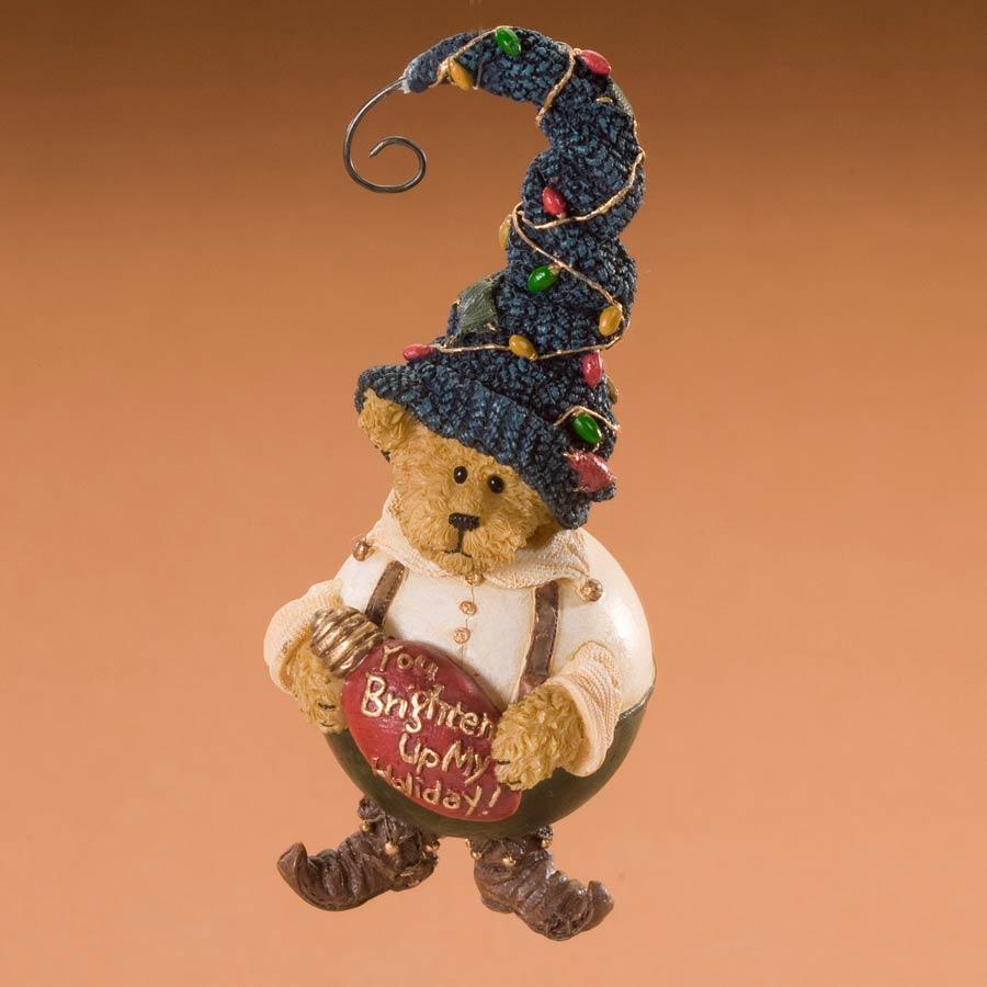 Buddy Elfbeary Boyds Bear