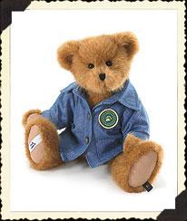 Buddy Mcbeansley Boyds Bear