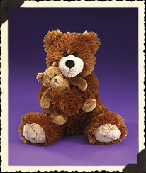 Buffy & Friend Boyds Bear