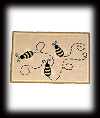 Bumble Bee Rug Boyds Bear
