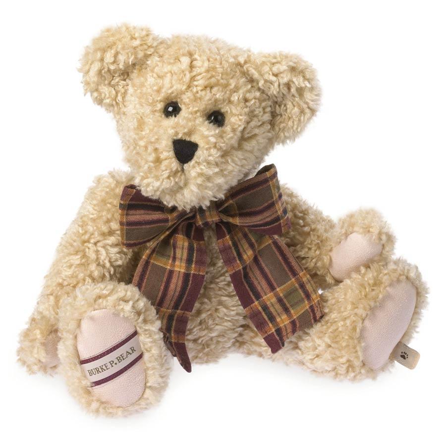 Burke P Bear Boyds Bear