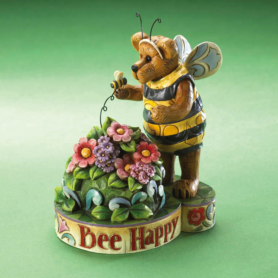 Buzzbee Bumblesworth...bee Happy Boyds Bear