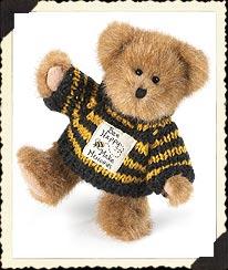 Buzzby B. Happy Boyds Bear