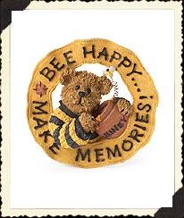 Buzzby Bee Happy Boyds Bear
