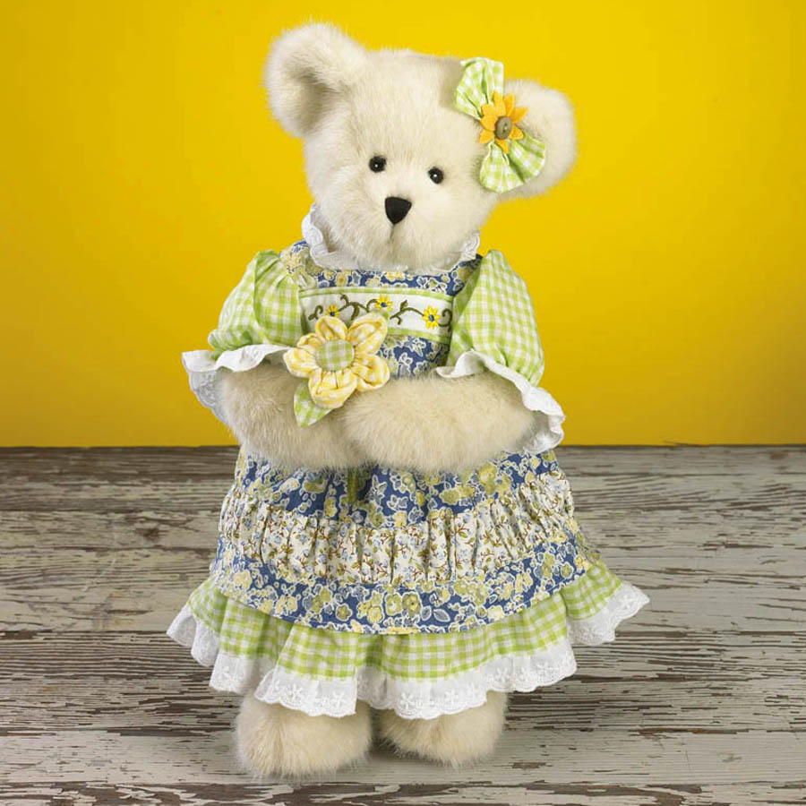 Callie Q. Florabloom Boyds Bear