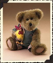 Calvin Cooper Boyds Bear