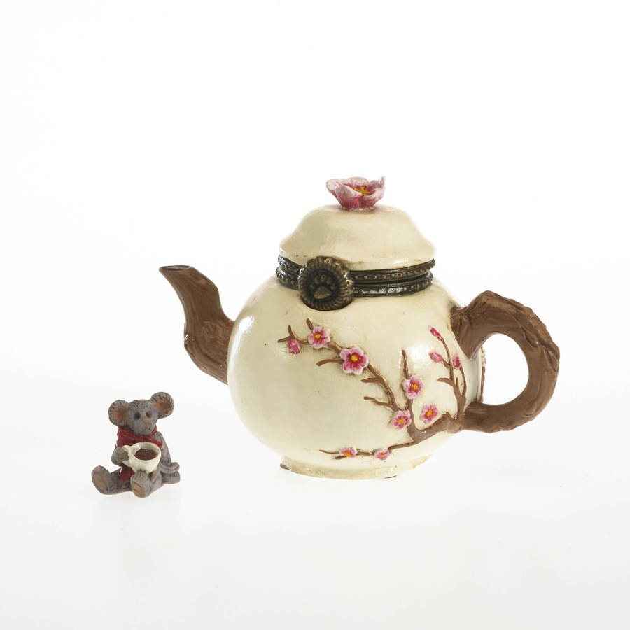 Camomille's Tea Time With Steep Mcnibble Boyds Bear