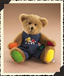 Candie Mcbearsley Boyds Bear