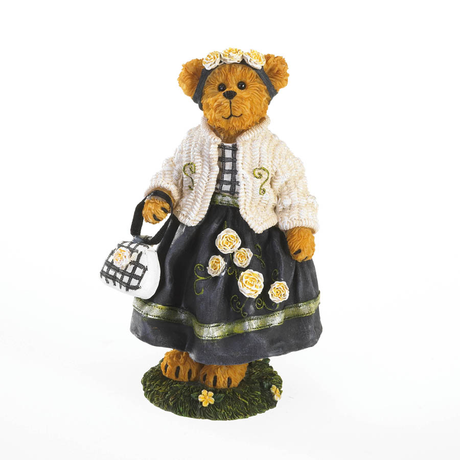 Carley Bearybloom Boyds Bear