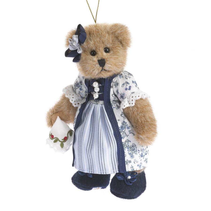 Plush - 2014 Winter Boyds Bears