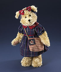 Caroline Bearamerican Boyds Bear