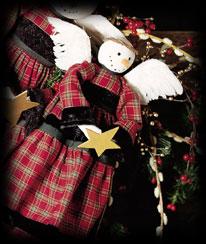 Carrie Prairie Angel Boyds Bear