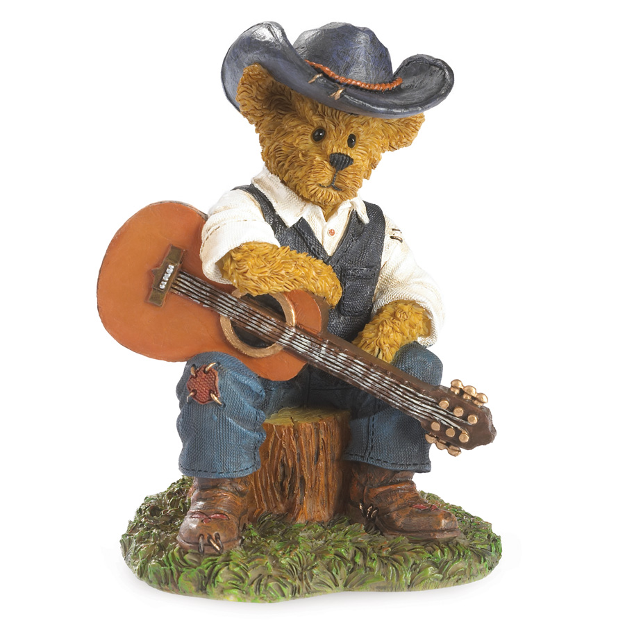 Cash...i'm Just A Country Boy Boyds Bear