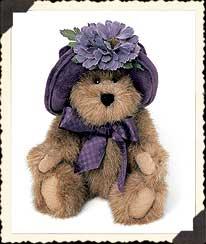 Cassidy L. Bearsmark Boyds Bear
