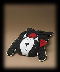 Cat Shaped Pillow Boyds Bear