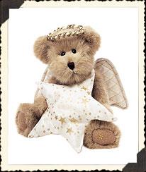 Celana Celeste Angelwish Boyds Bear