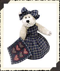 Chamomille Q. Quignapple Boyds Bear