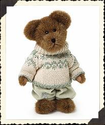 Chandler Crystalfrost Boyds Bear