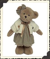 Charlotte B. Beezley Boyds Bear