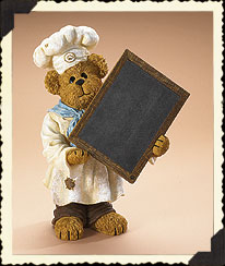 Chef De Labrewin Boyds Bear
