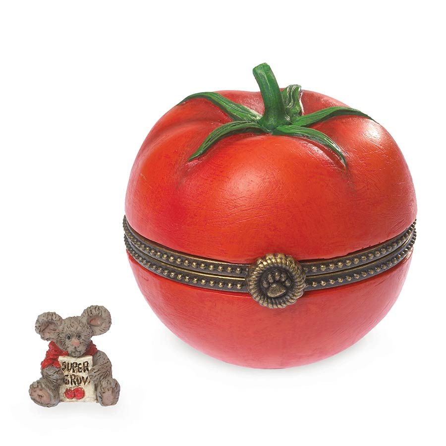 Cherry's Tomato With Big Boy Mcnibble Boyds Bear